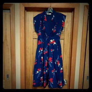 Saunter sweetly a-line dress M